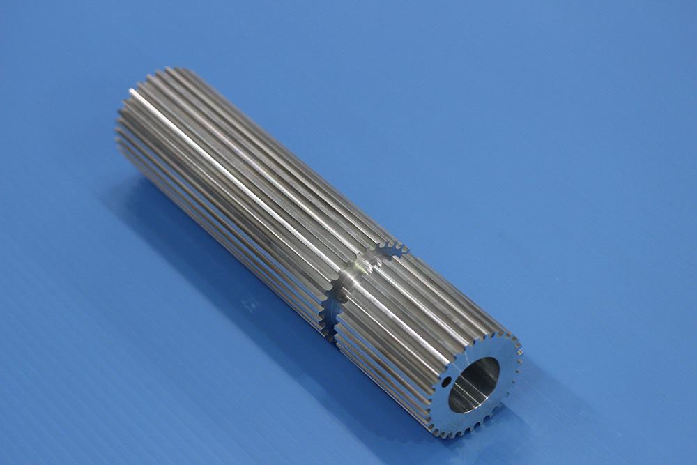 旋削放電加工部品/A2017